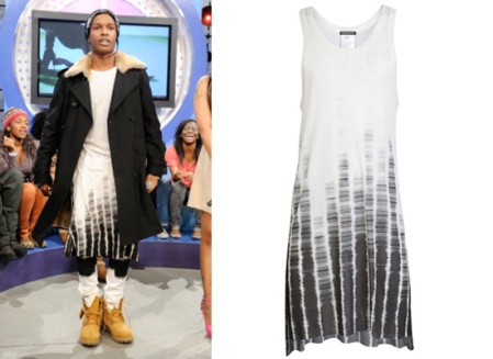 ASAP Rock(y)'s a Skirt